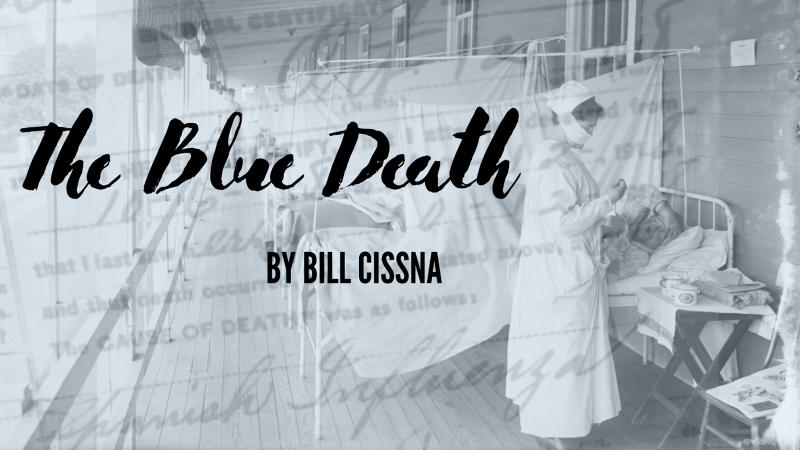 The Blue Death virtual production